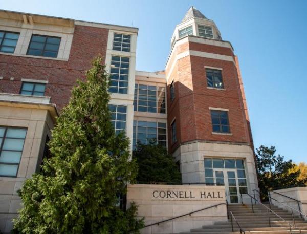 Cornell Hall at Mizzou's Trulaske College of Business.